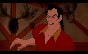 Gaston- Beauty & The Beast