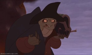 Billy Bones- Treasure Planet