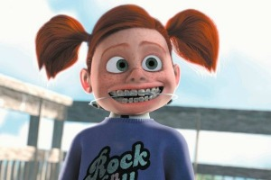 Darla- Finding Nemo