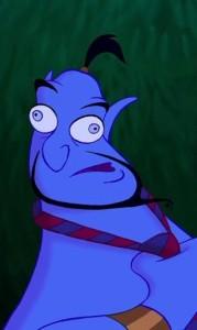 Genie- Aladdin