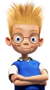 Lewis from Meet The Robinsons