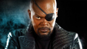 Nick Fury- The Avengers
